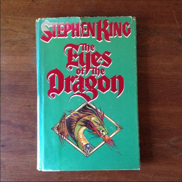 "Stephen King ""The Eyes Of The Dragon"""